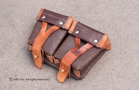 Original Mosin Nagant Rifle Ammo Pouch