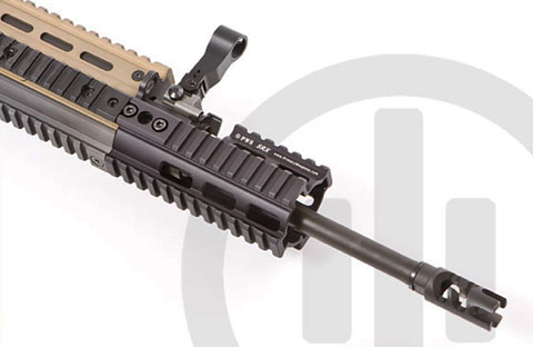 PWS SRX SCAR Rail Extension