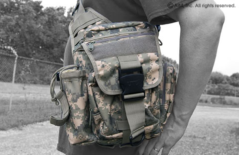 UTG Multi-Function Tactical Messenger Bag